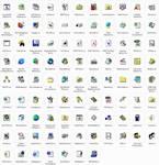 Classic Icons 1990s Windows 98/ME/2000