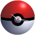 Desktop Gadget Clock Pokeball by ProfessorAdagio