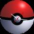 Desktop Gadget Clock Pokeball by ProfessorAdagio