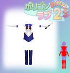 MMD PL2 Sailor Moon Saturn Outfit (DL)