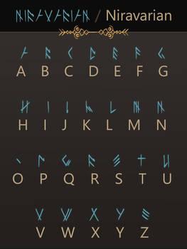 Niravarian Font