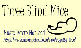 Three Blind Mice Animation