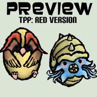 TwitchPlaysPokemon: Gen I Victory by Miyukitty