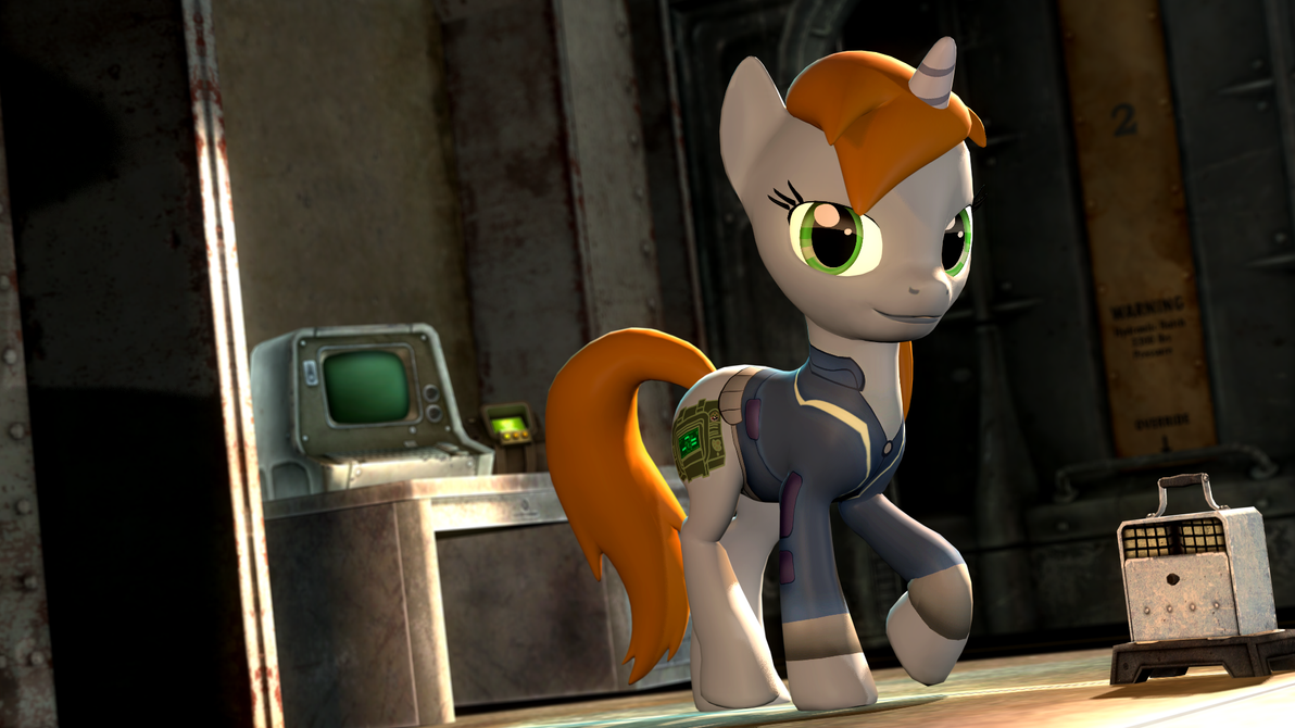 [DL] Littlepip (update) by d0ntst0pme