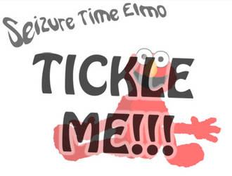 Seizure Time Elmo