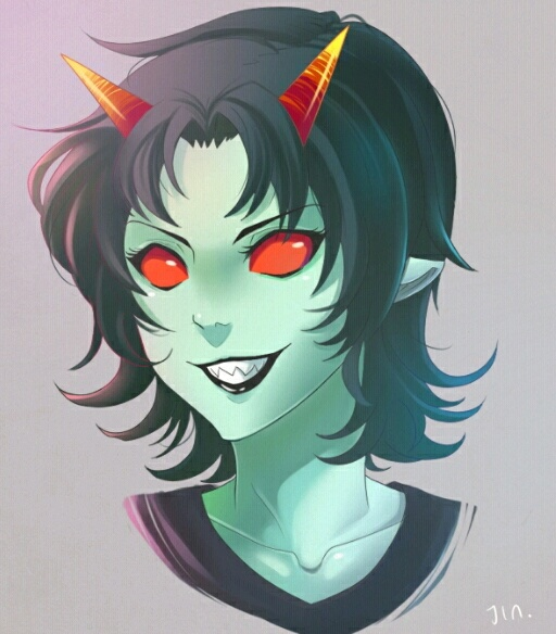 Terezi x Male!Reader} I'm Just Your Problem by rainbowteacup