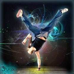 Artistic Dancer by Ma4nNi