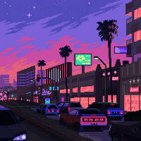 8 PM by 5ldo0on