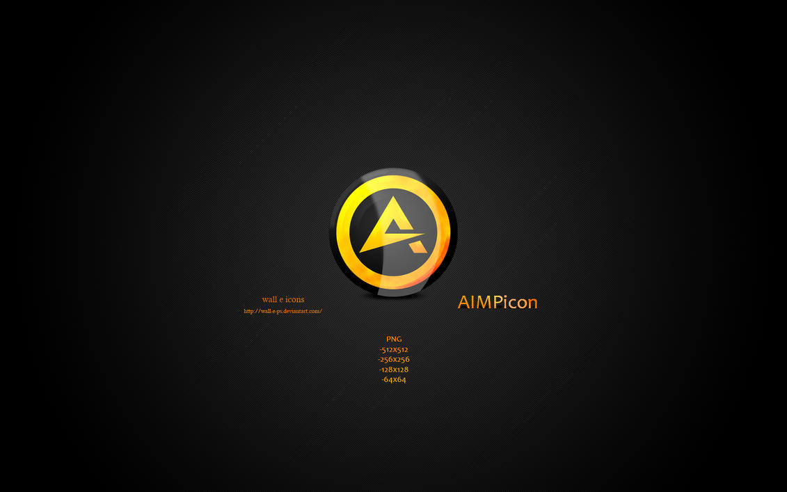 aimp icon by wall_e by wall-e-ps
