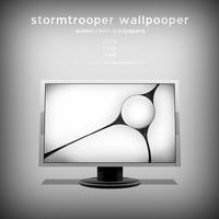 stormtrooper wallpooper wall_e by wall-e-ps
