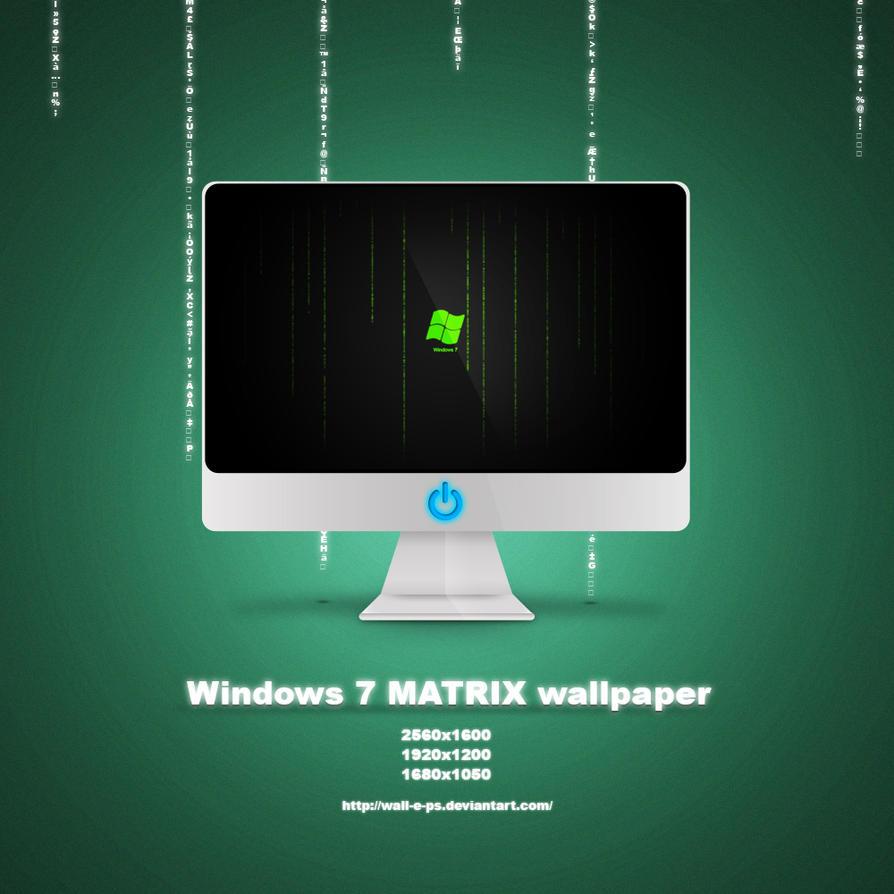 win 7 wall_e by wall-e-ps