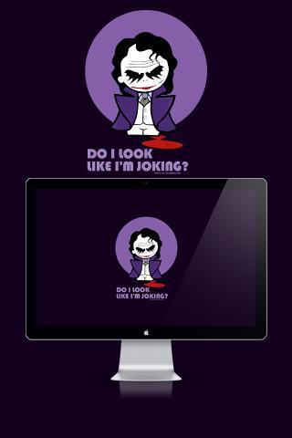 Joker by wall-e-ps