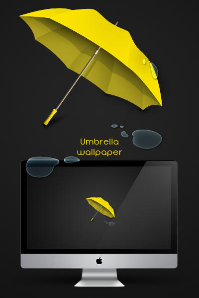 Umbrella by wall-e-ps