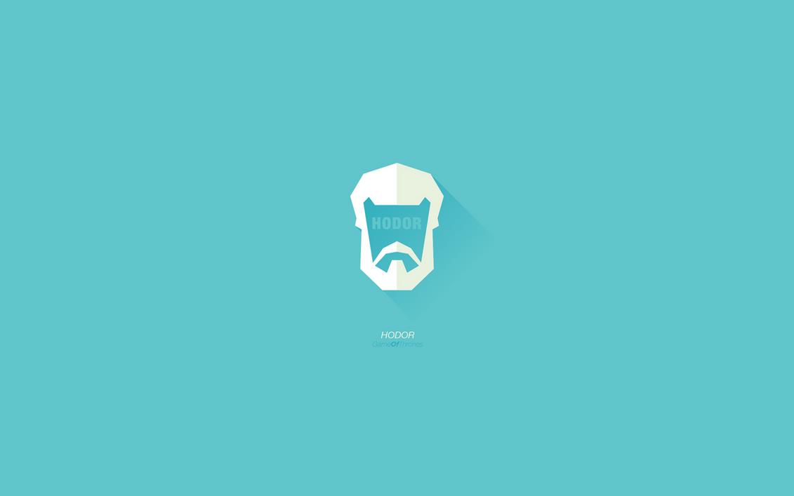 Hodor by wall-e-ps