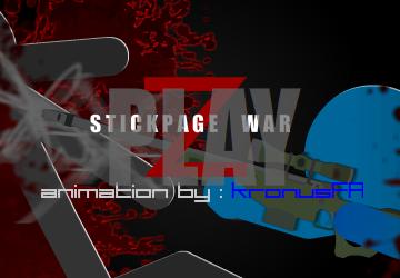 Stickpage War Z (A World War Z Film Tribute) by kronus255