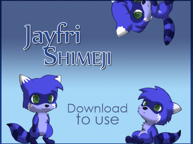 Jayfri shimeji by Siplick