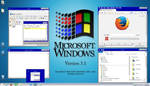 Windows 3.1 Theme for Windows 8 and Windows 8.1