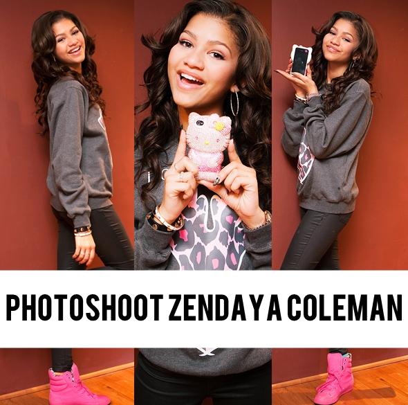 Zendaya Coleman 2013 Photoshoot Photoshoot Zend...