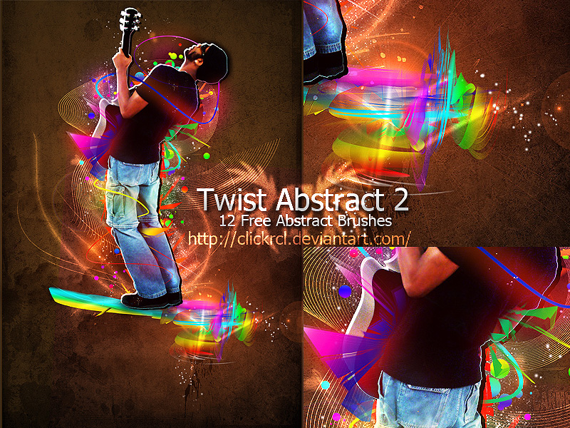 Twist Abstract 2