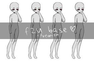 F2U humanoid base