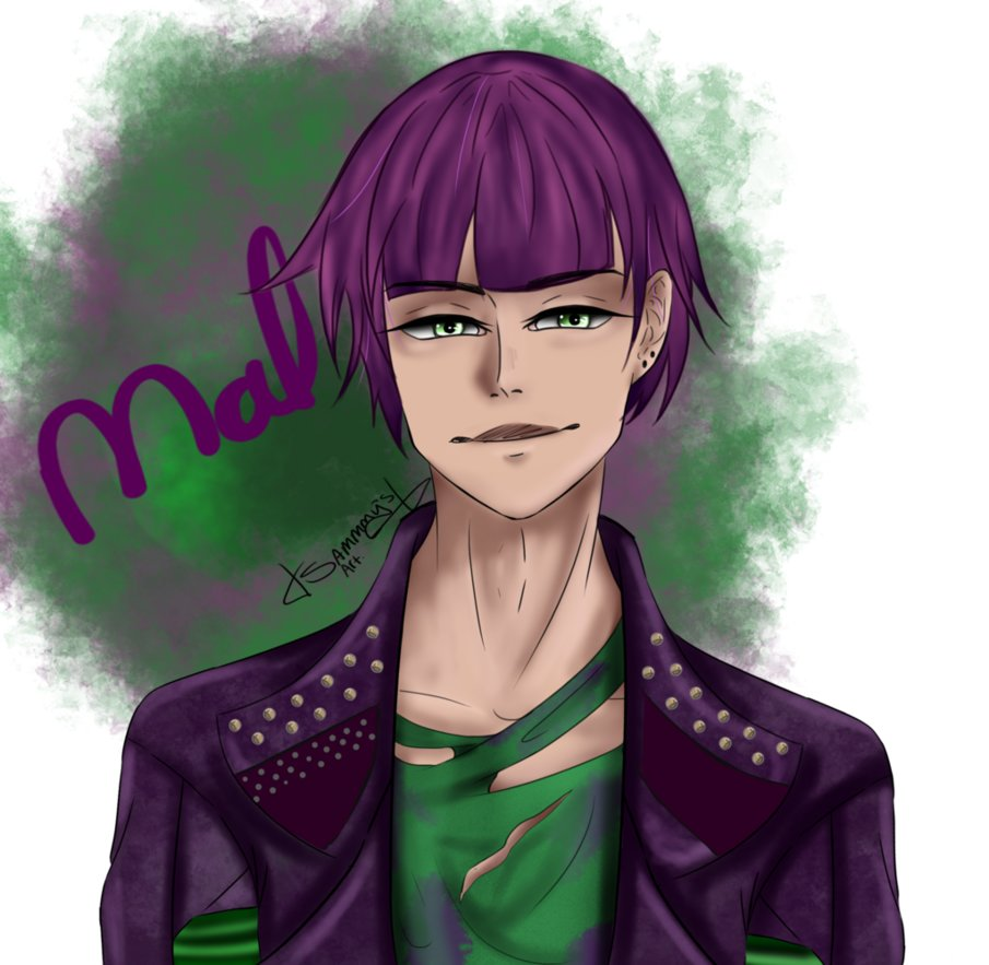 Male Evil Mal x Reader (Desendents Fanfic) by