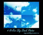 4 Hi-Res Cloud Stock