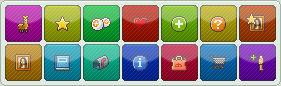 Deviant Art free buttons