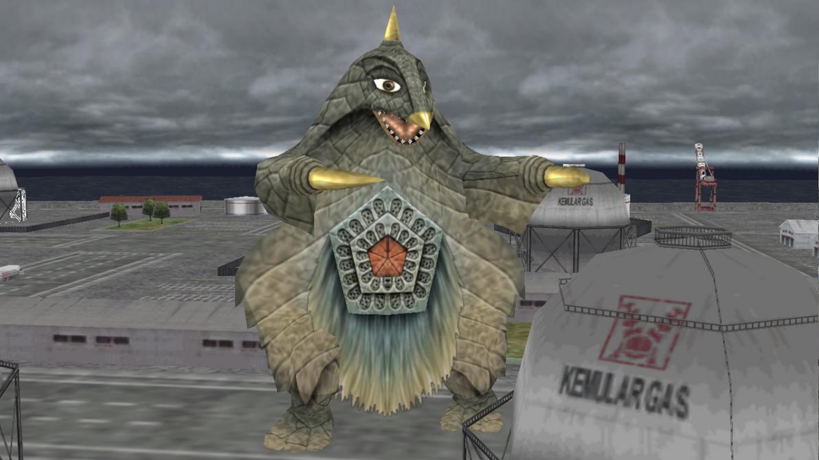 [MMD DL] Ultra Kaiju - Bemstar by BigJohnnyCool