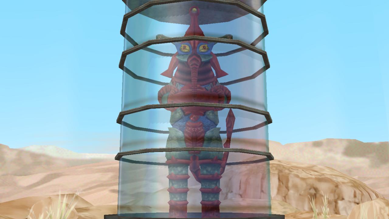 [MMD DL] Ultra Kaiju - Alien Hipporit by BigJohnnyCool