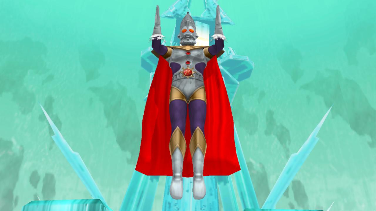 [MMD DL] Ultras - Ultraman King by BigJohnnyCool