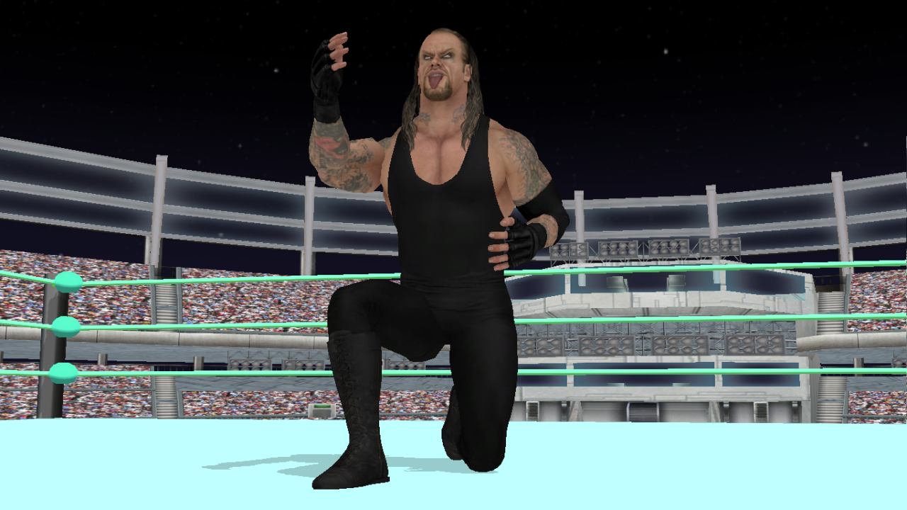 [MMD DL] Undertaker (2011) by BigJohnnyCool