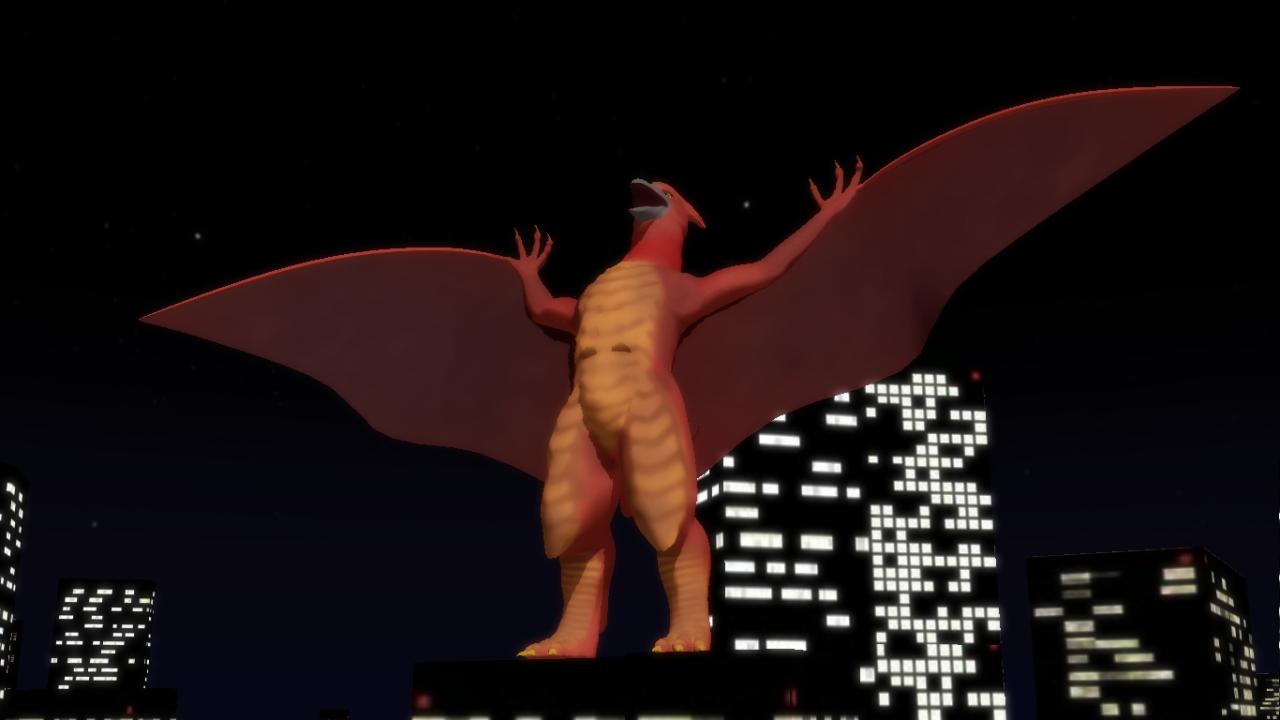[MMD DL] FinalRado / Rodan FW by BigJohnnyCool