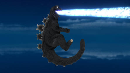 [MMD DL] SoshingekiGoji / Godzilla 1968 by BigJohnnyCool