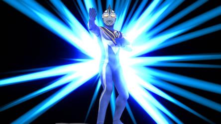 [MMD DL] Ultras - Ultraman Agul (V2) by BigJohnnyCool
