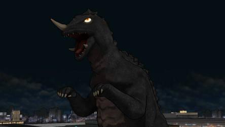 [MMD FLASH] When kaiju get the scratchies