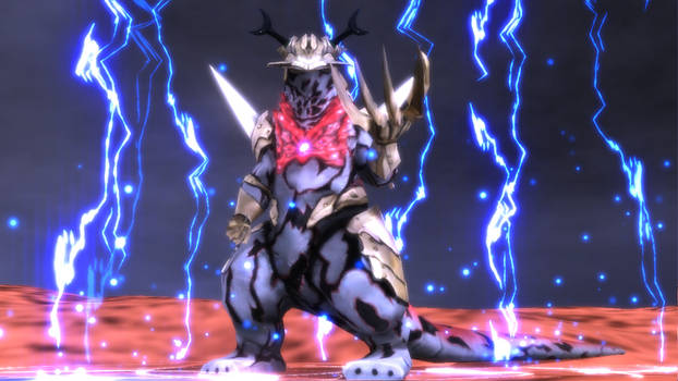 [MMD DL] Ultra Kaiju - Thunder Killer
