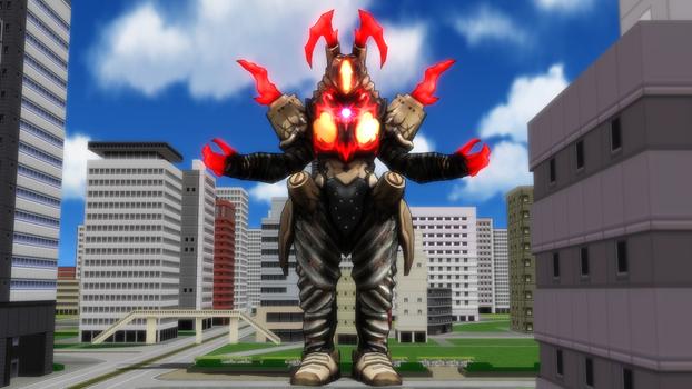 [MMD DL] Ultra Kaiju - Pedanium Zetton