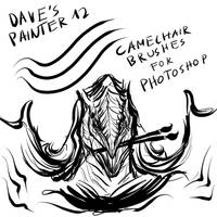 Dave's Camelhairbrushes V 2 by Brollonks