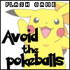 Flash Game-Avoid the Pokeballs
