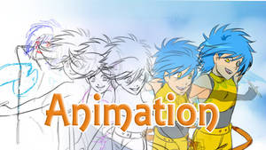 Turn around - animation step by step