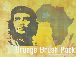 Gunge Photoshop Brushes
