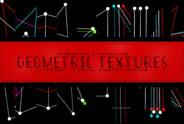 Geometric Textures Pack