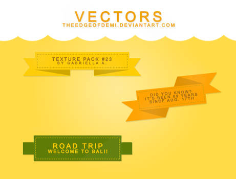 Vector Pack [PSD]