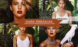 PSD | Dark Paradise
