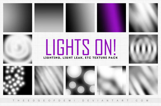 Icon Textures Pack | Lights On!