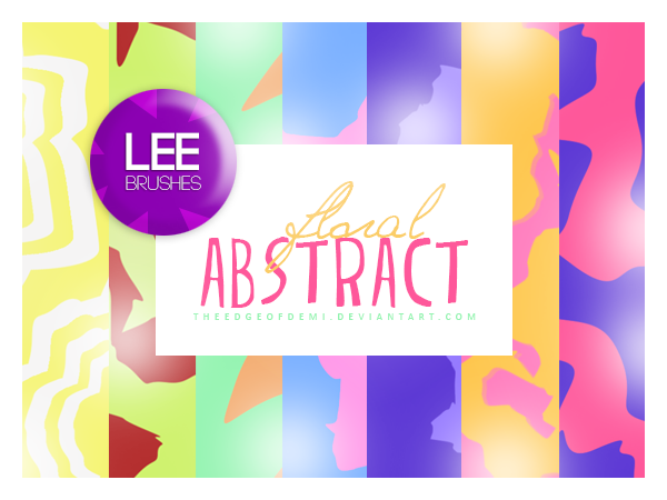 Texture Pack | ABSTRACT FLORAL