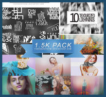 1.5K WATCHERS PACK   THANK YOU!
