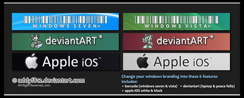6 BRANDS for Windows 7