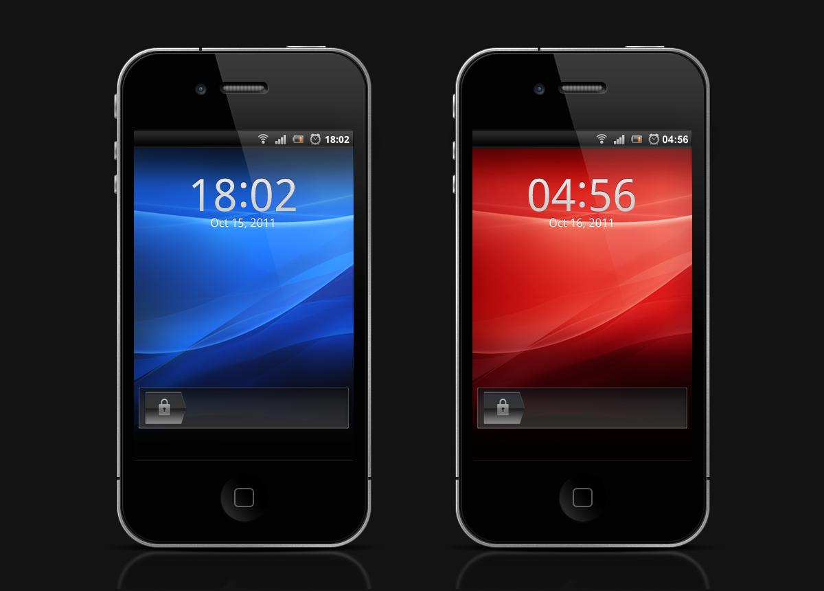 Iphone  Stash Case
