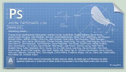 PSArt Blueprint by addyf812